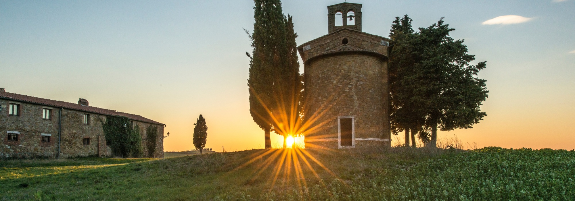Farm Holidays in Tuscany - Tuscany Family Holiday Podere Monti