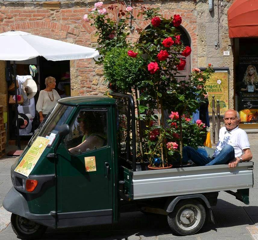 Casole Fiorita 4th and 5th May 2019 - Flowers Festival in Casole